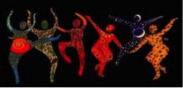 I sensi che danzano